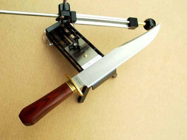Устройство для заточки ножей своими руками и принцип его действия