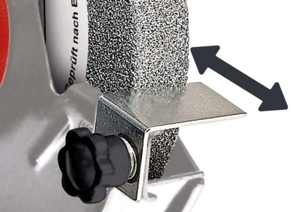 Точильный станок настольный: обзор электрического настольного наждака