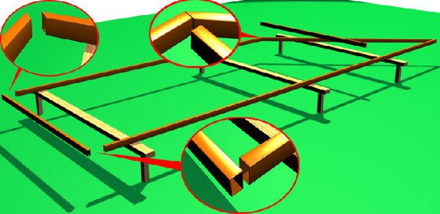 Как сделать ворота из профильной трубы: материалы, оборудование и инструкция для изготовления своими руками