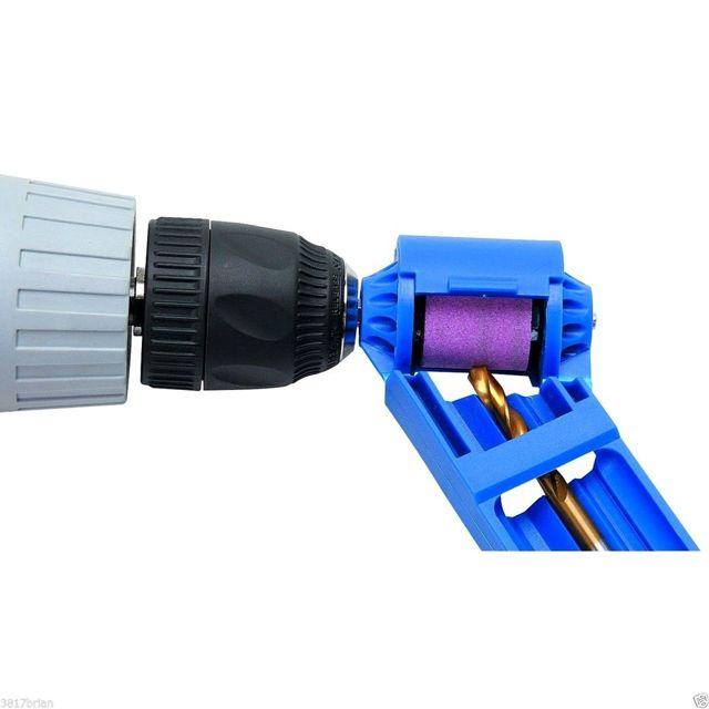 Для чего нужна насадка на дрель для заточки сверл, как ее использовать