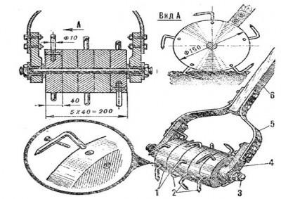 Ручной культиватор своими руками: инструкция по изготовлению рыхлителя, необходимые инструменты и материалы