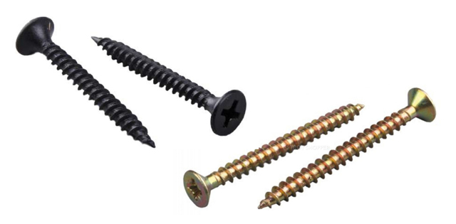 Отличия разных видов саморезов: крепежи по металлу со сверлом и без него