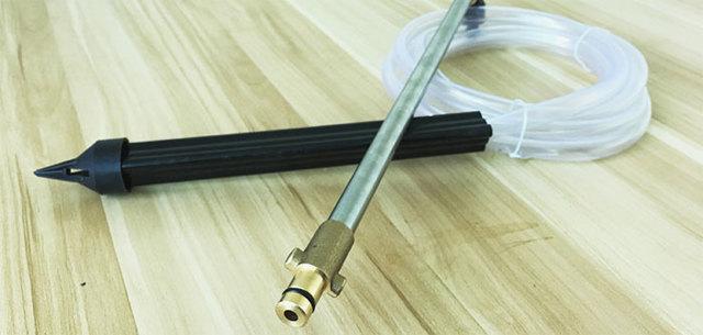 Пескоструйная насадка для karcher: как сделать самостоятельно, области применения и меры безопасности