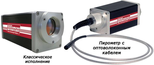 Пирометры для измерения температуры: одноцветные и двухцветные модели, оптоволоконные Бесконтактные приборы