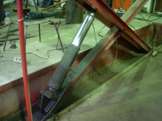 Автомобильный подъемник для гаража собственными руками: инструкция по изготовлению, виды
