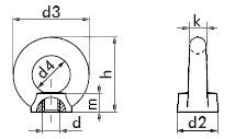 Рым-гайка din 582: особенности конструкции, преимущества и сфера применения