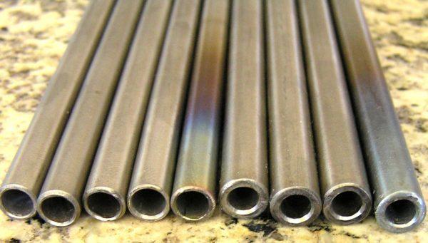 Труба металлическая бесшовная: виды, характеристики и применение