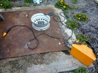 Как изготовить мангал из старых дисков автомобиля своими руками: материалы и инструкция по сборке из колеса