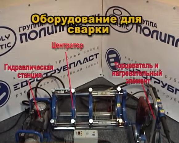 Сварка труб пнд своими руками: электромуфтовая, раструбная и стыковая, порядок работ и проверка качества