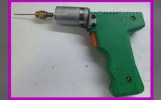Особенности изготовления мини-дрели своими руками: способы изготовления, нюансы процесса