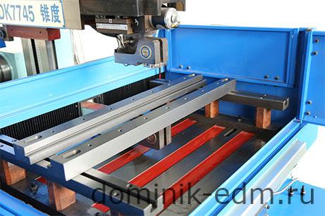 Описание электроэрозионного станка: процесс обработки металла, типы станков, самодельное оборудование