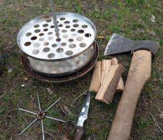 Коптилка холодного копчения своими руками: конструкция и материалы, технология изготовления, рекомендации