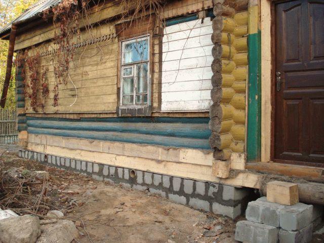 Инструкция как поднять дом домкратом своими руками: признаки для подъёма дома, подготовка к поднятию строения