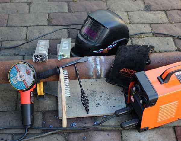 Описание различных технологий сварки металла и техника безопасности во время работы