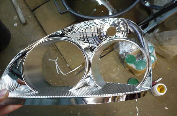 Хромирование деталей: технология химического и гальванического хромирования металла