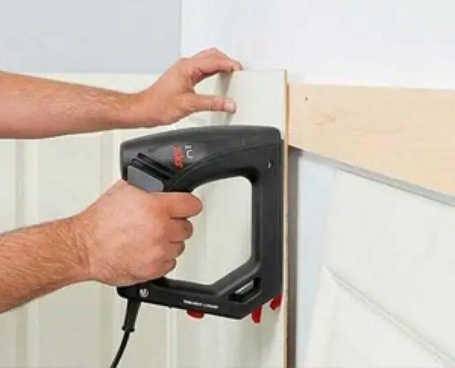 Разновидности и рекомендации по выбору электрического строительного степлера