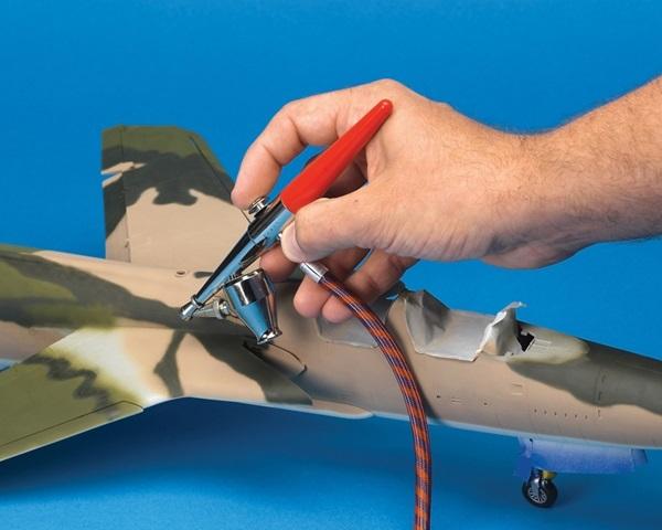 Аэрографы для моделизма: отличительные черты и какой вариант лучше выбрать
