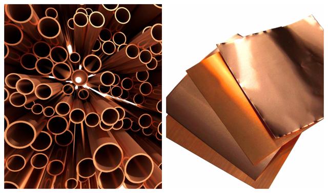 Удельная плотность меди, ее удельный вес и основные свойства металла