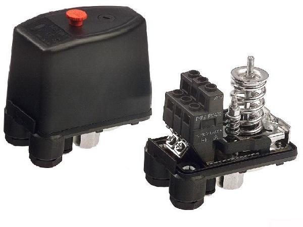 Реле давления воздуха для компрессора: устройство и схема, настройка, изготовление своими руками