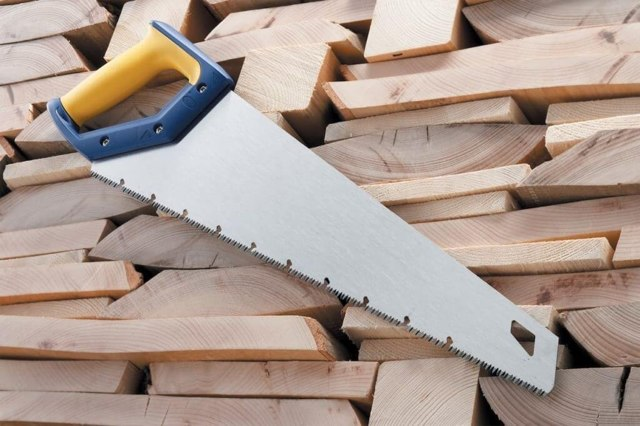 Характеристики, назначение и разновидности ножовок (ручных пил) по дереву