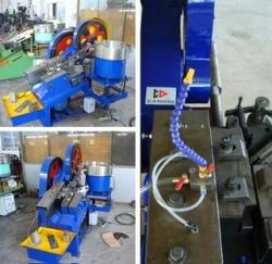 Станки для изготовления саморезов и материалы для производства крепёжных деталей, технология процесса