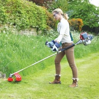 Какой триммер для травы выбрать: бензиновый или электрический, виды и конструкция, преимущества и недостатки