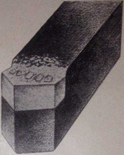 Твердосплавные напайки: особенности пластин и их напайка