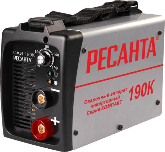 Сварочный аппарат Ресанта: описание и характеристики, использование, разновидности и правила выбора
