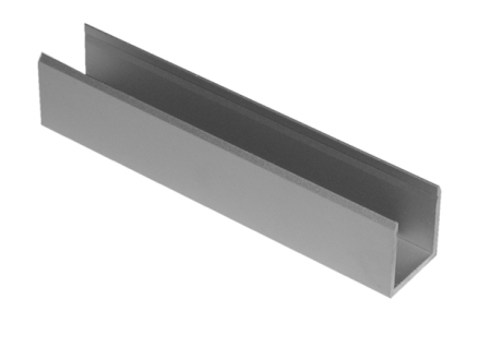 П-образный профиль алюминиевый: описание и особенности, эксплуатационные характеристики, сфера применения