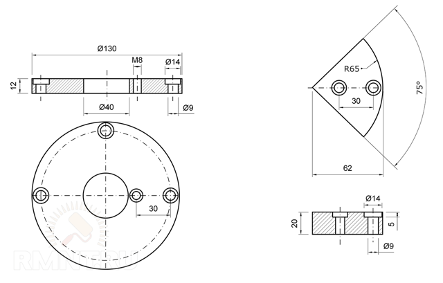 Кузнечное оборудование для ковки металла холодным способом: приспособления и инструменты