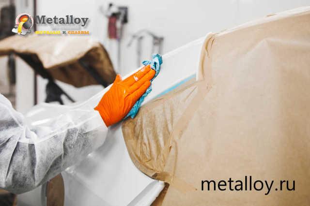 Обезжиривание поверхности перед покраской: способы обезжирить металл, популярные растворители жиров и масел