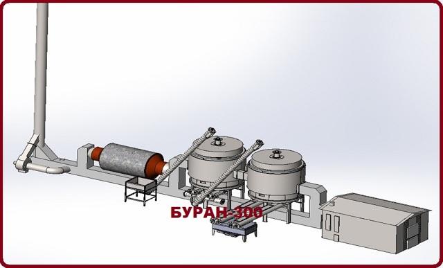 Оборудование для производства древесного угля: технология изготовления и стоимость