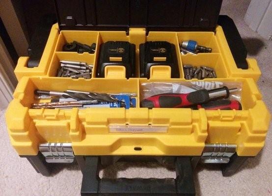 Многофункциональный ящик для инструментов: изготовление бокса из фанеры своими руками, классификация кейсов