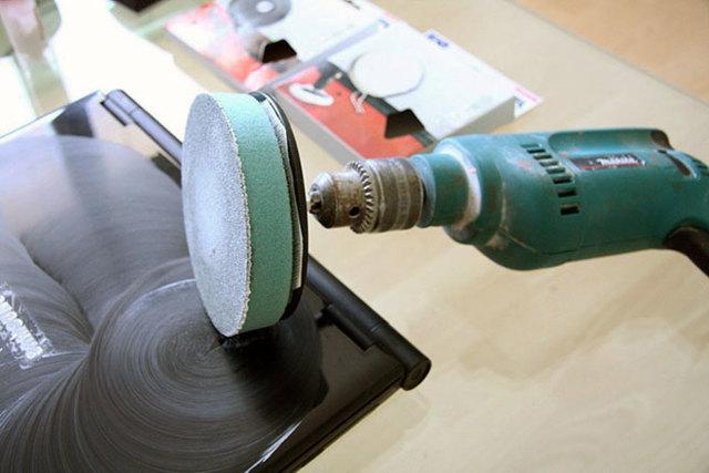 Как своими руками сделать насадку на дрель (полировочный круг) для полировки авто