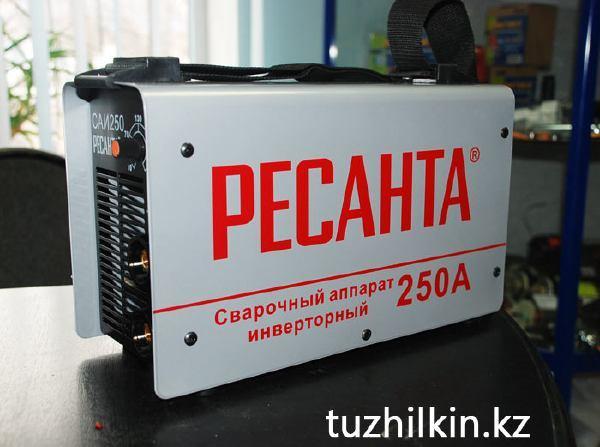 Сварочный аппарат Ресанта САИ 250: принцип работы, характеристики, достоинства и недостатки