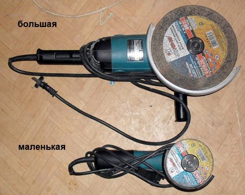 Описание и преимущества маленьких УШМ: функциональные особенности мини-болгарок