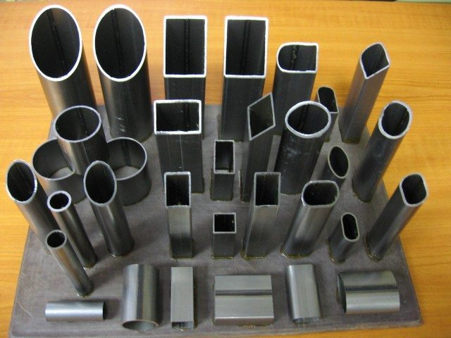 Сортамент профильной стальной трубы: пояснение понятия, применение, преимущества