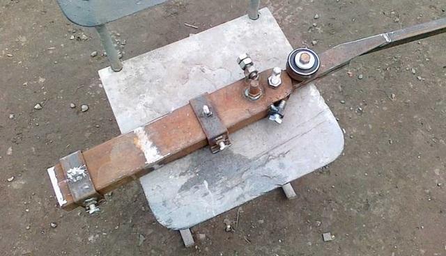 Ручной станок для сгибания арматуры: разновидности, особенности изготовления и техника безопасности