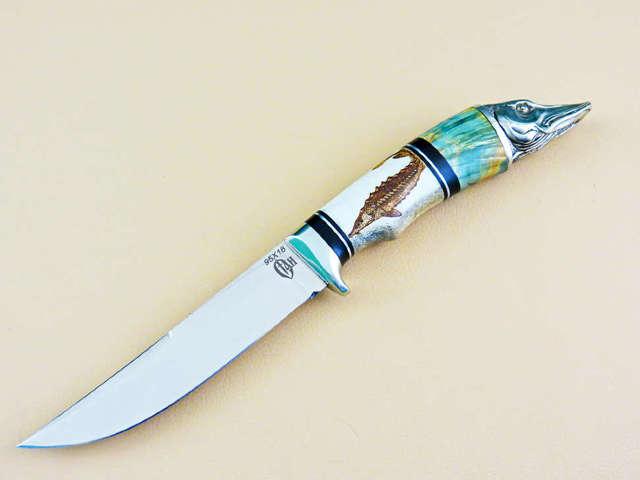 Сталь 95х18: характеристики и применение для изготовления ножей и твердых деталей