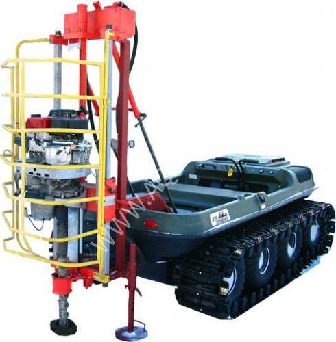 Малогабаритная буровая установка: особенности конструкции, технические характеристики и разновидности