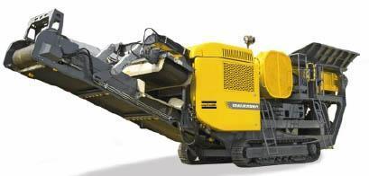 Дробильно-сортировочное оборудование для измельчения горных пород: виды установок и их особенности