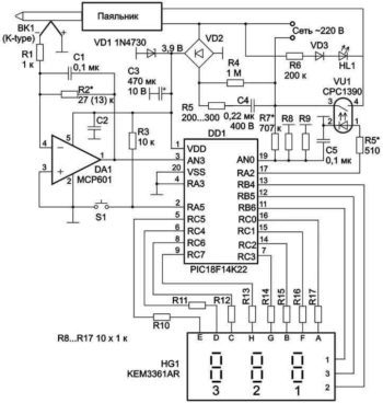 Паяльная станция: особенности классификация, применение, способы управления и выбор паяльных устройств